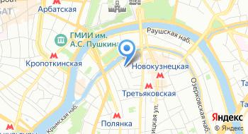 Аудиторская фирма Интеркон на карте