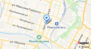 Комплекс Арт-Хаус на карте