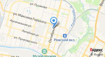 Самоваров Град на карте
