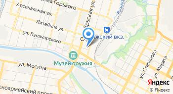 Центр реабилитации и профилактики Црип на карте