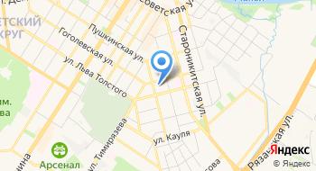 Центр пластической хирургии Альфа на карте