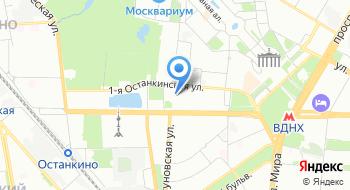 Культурно-спортивный центр Мир путешествий на карте