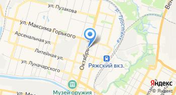 КФ Старая Тула Музей Тульский пряник на карте