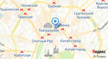 LamaMoscow на карте