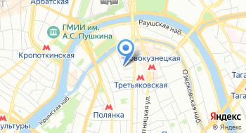 Русско-азиатский союз промышленников и предпринимателей на карте
