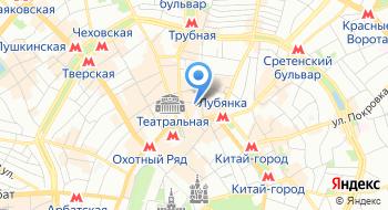 Росгосцирк на карте