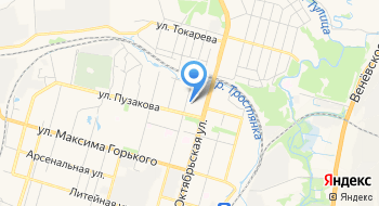 ПромТестЭкспертиза на карте