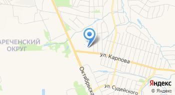 ПКП АГЗС Тулаавтогаз на карте