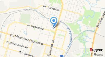 Фитнес-центр Космо-Gym на карте