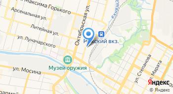 Техцентр на карте