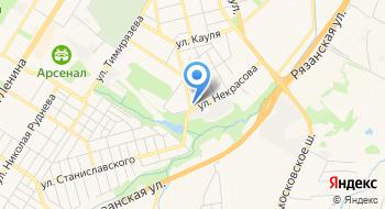 Мэйджор Экспресс на карте