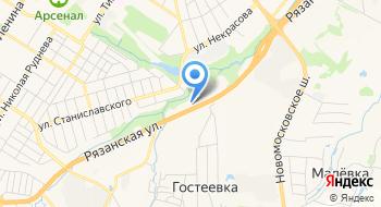 Ремонт стартеров и генераторов Феникс на карте