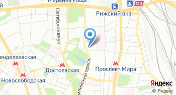 Ресторан Paulaner на карте