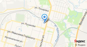 Оптима-Л на карте