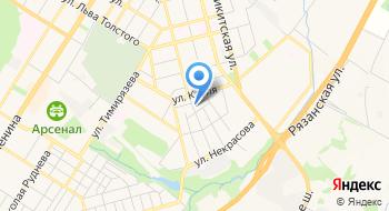 ГУ ТО Тульская областная Всбж Ветеринарная аптека на карте
