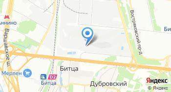 Магазин Vkolyaske.ru на карте