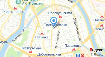 Агентство перспективного проектирования на карте