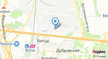 АСК Сити на карте