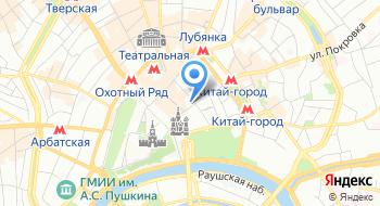 Союз Транспортников России на карте