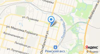 Лифтмонтаж на карте