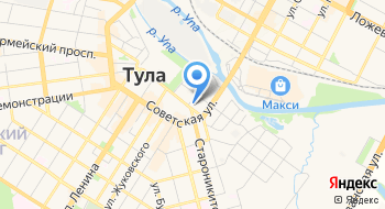 Тула Газ-Сервис на карте