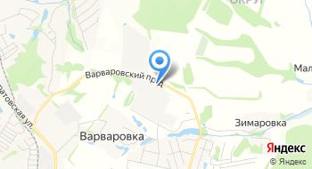 Тульский завод теплиц на карте