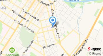 Военный клинический госпиталь филиал № 1 Фгку 1586 ВКГ МО РФ на карте