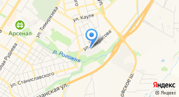 ТД Красный октябрь, дополнительный офис на карте