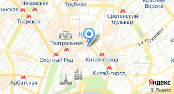 MedStart на карте