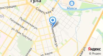 Ресторанно-гостиничный комплекс Славянский на карте