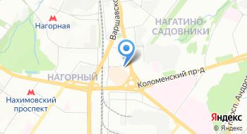 Учебно-спортиный центр ДОСААФ ЮАО России г. Москвы на карте