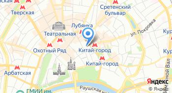 ITcams на карте