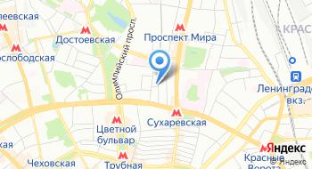 Лескомплект на карте