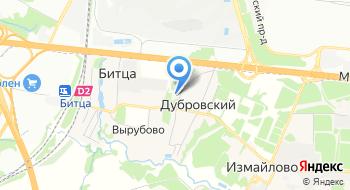Московское областное объединение организаций профсоюзов Учебный центр на карте
