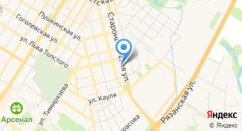 Филиал ЦЛАТИ по Тульской области на карте