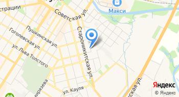 Торговый дом Техпром на карте