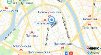 Путь к себе на карте