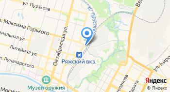 Боулинг XS на карте