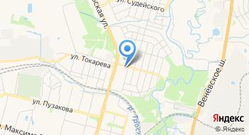 УФМС России по Тульской области Отделение в Зареченском районе г. Тулы на карте