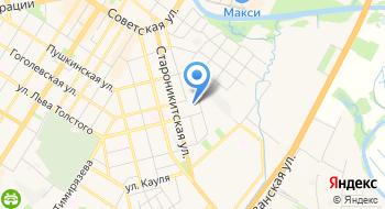 Тульская областная стоматологическая поликлиника отделения №3 на карте