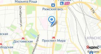 Информационные системы Вейвкон на карте