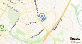 Официальный Керхер центр в Туле на карте