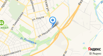 ФГБУ Центральная научно-методическая ветеринарная лаборатория Тульский филиал на карте