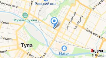 Интим-магазин Lovezona71 на карте