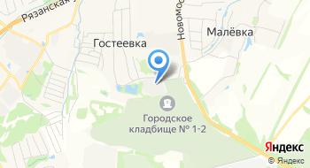 Газметаллпроект на карте