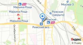 Центр научно-технической информации и библиотек на карте