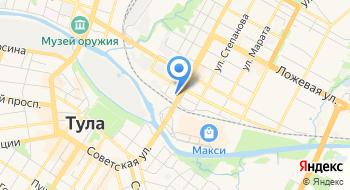 Цвет Диванов на карте