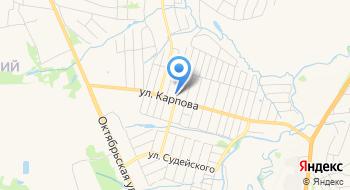 Магазин Хомяк на карте
