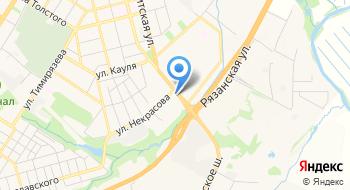 Фбуз центр гигиены и эпидемиологии по Тульской области на карте