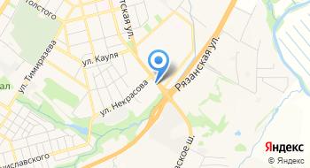 Центр Технического Надзора и Эксплуатации Зданий и Сооружений Учреждений Здравоохранения на карте